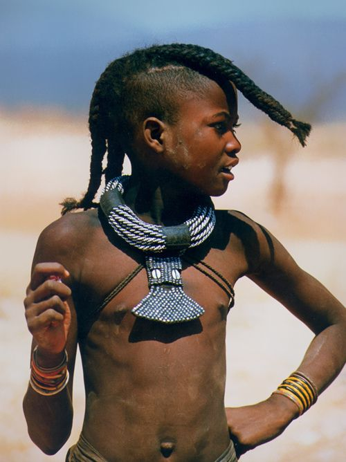 Africa Afrika Africa People African People Himba People