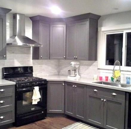 24 ideas for kitchen remodel black appliances beautiful in 2020 kitchen remodel kitchen on kitchen remodel appliances id=38237