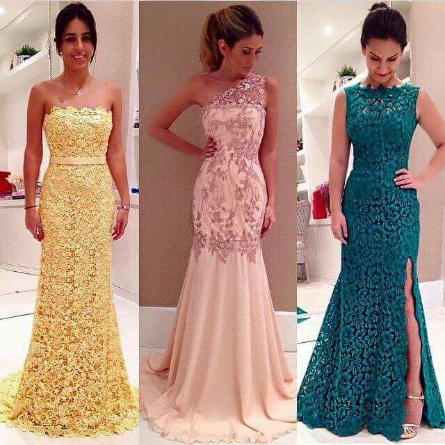 Pin de Pretty P en Wedding Gallery | Pinterest | Vestidos fiestas ...