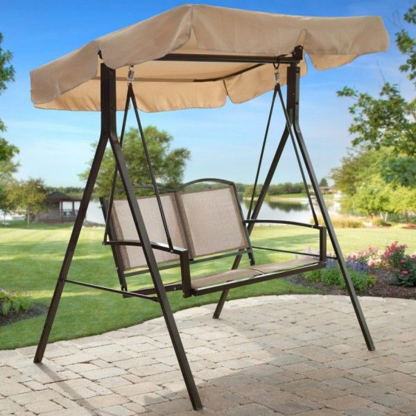 Patio Furniture Beautiful Outdoor Patio Swings With Canopy