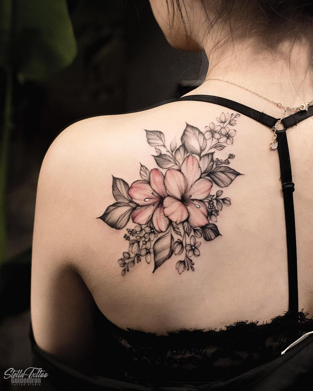 50 Sweet Summer Colorful Flower Tattoo Designs 50 Sweet Summer