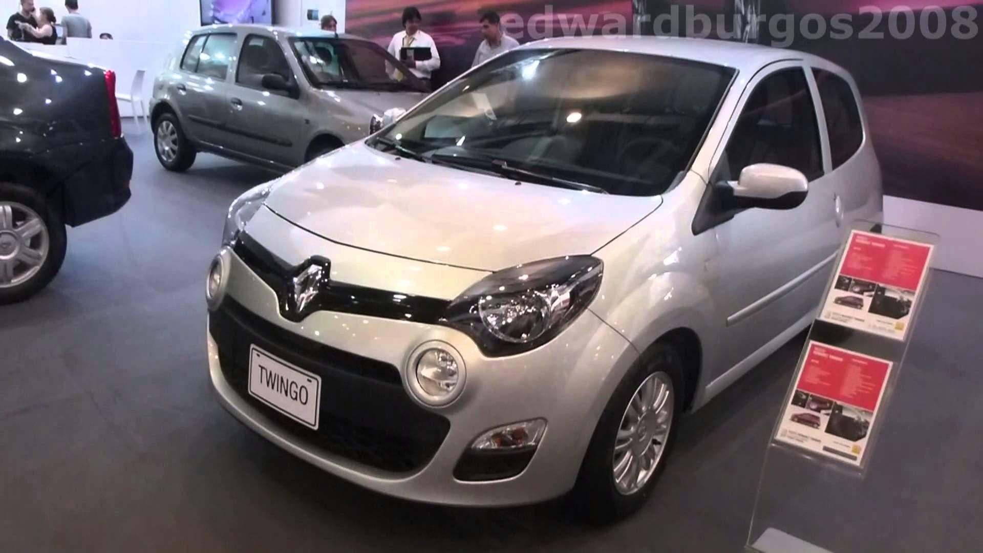2014 Nuevo Renault Twingo 2014 Video Review Caracteristicas