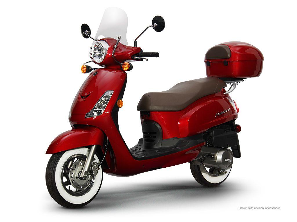 sym fiddle ii 125 scooters pinterest scooters. Black Bedroom Furniture Sets. Home Design Ideas