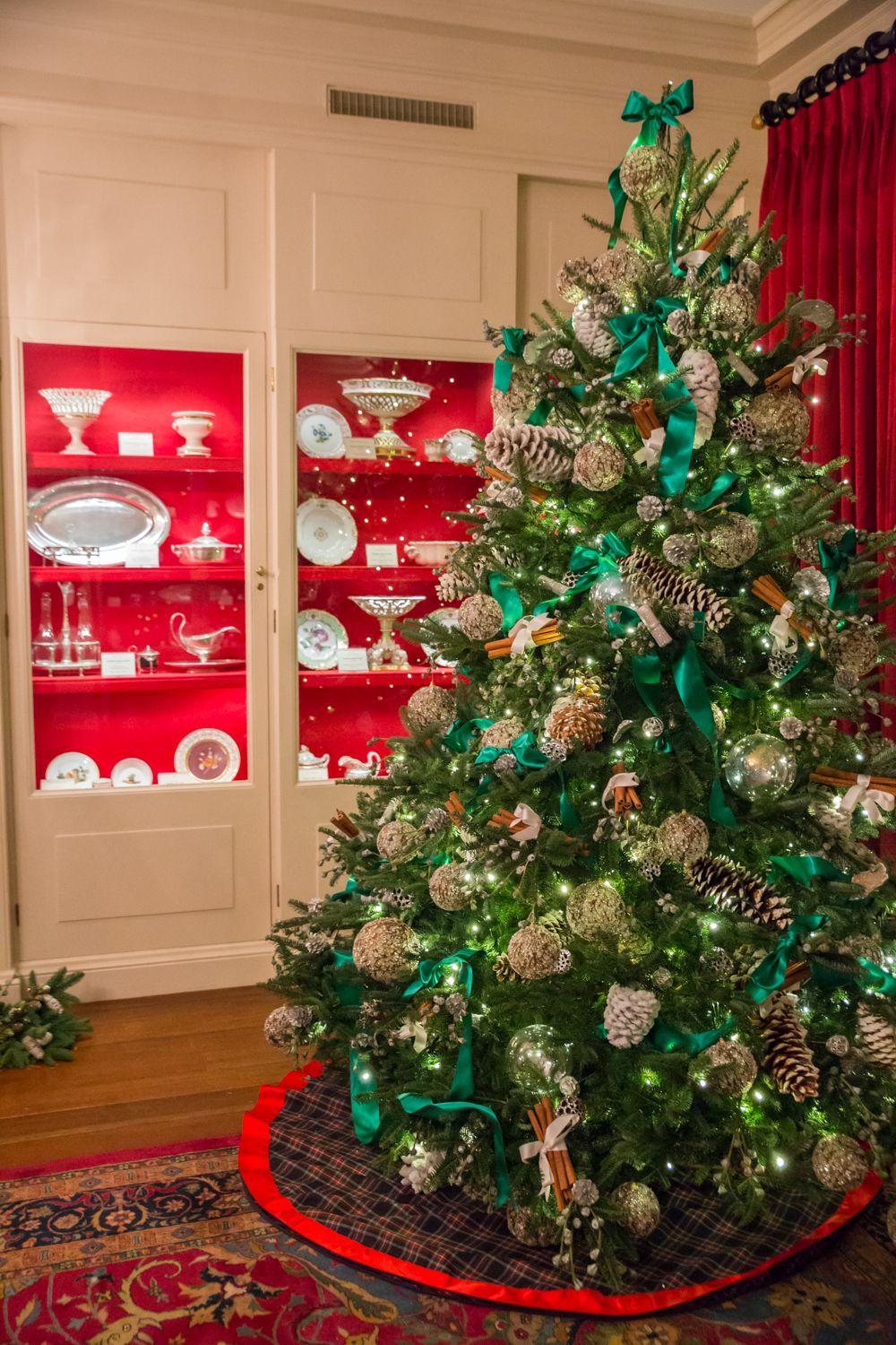Security Check Required Christmas Tree Inspiration Tabletop Christmas Tree Christmas Spirit