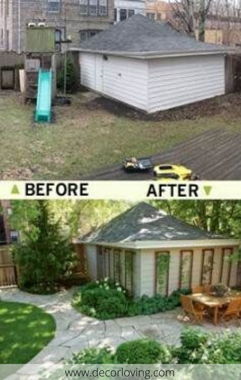 13 Popular Backyard Landscape Design Ideas For An Appealing Garden In 2020 Small Backyard Patio Small Backyard Landscaping Backyard Landscaping Designs