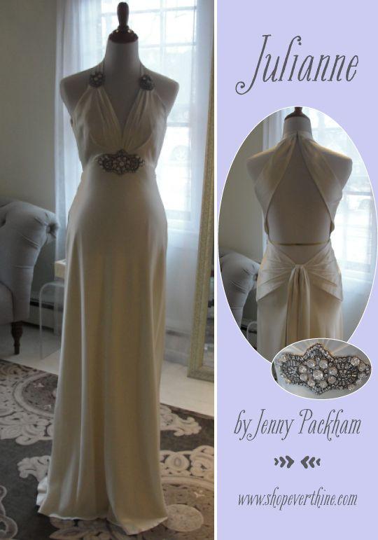 Great Julianne by Jenny Packham available at Everthine Bridal Boutique u a bridal shop serving Connecticut