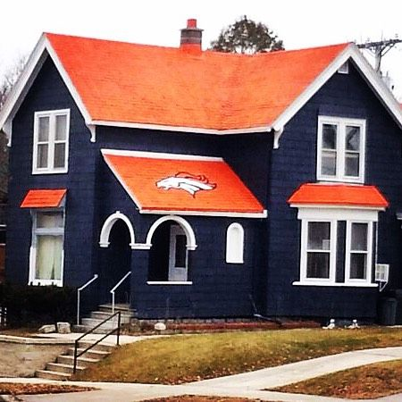 Just when you thought you were the biggest Broncos fan...