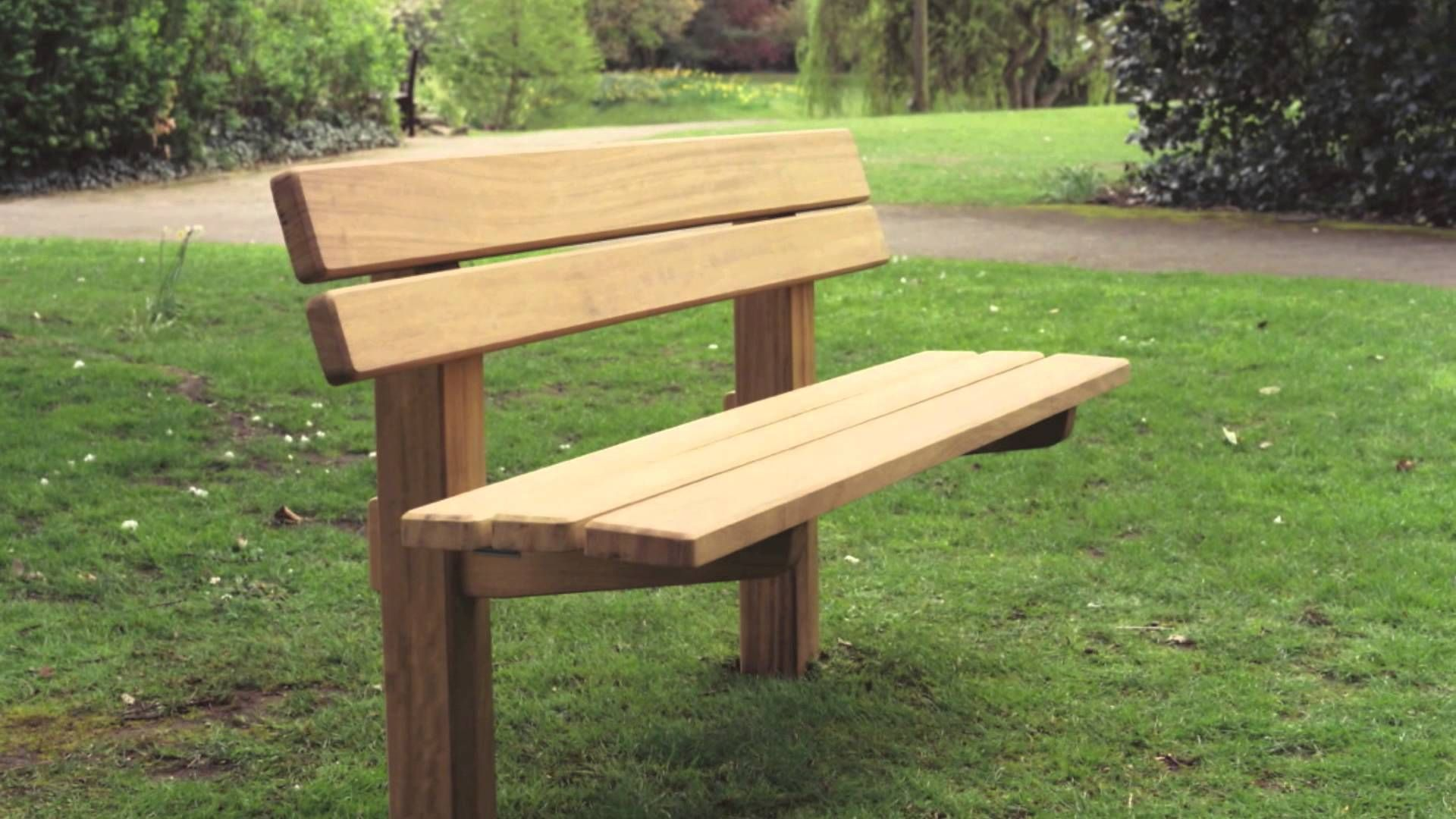 Wooden Park Bench Plans Wooden Garden Benches Park Bench Diy Wooden Park Bench