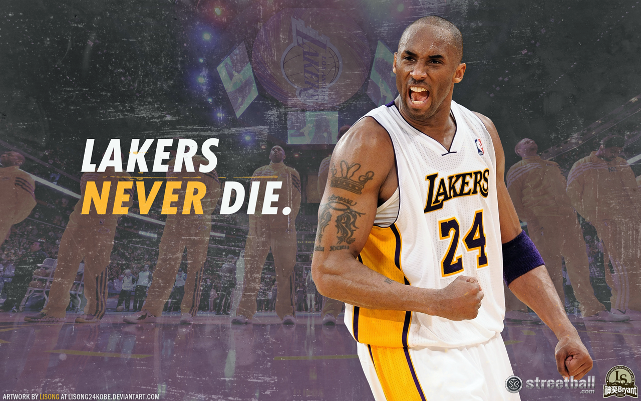 Kobe Bryant And The Los Angeles Lakers Engraved Into My Heart Soul