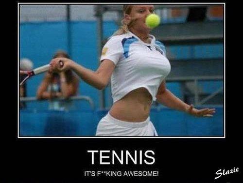 Love Tennis But Sometimes Its Like Slazie Com Let S Go Slazie Tennis Players Female Beautiful Athletes Tennis Players