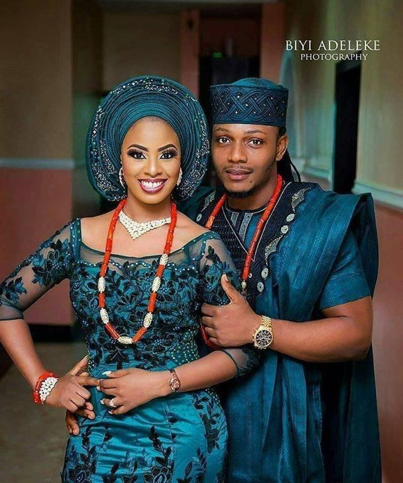 African Couples Clothing,African Couples Outfit, Africa