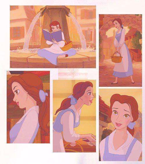 Belle, my favorite princess
