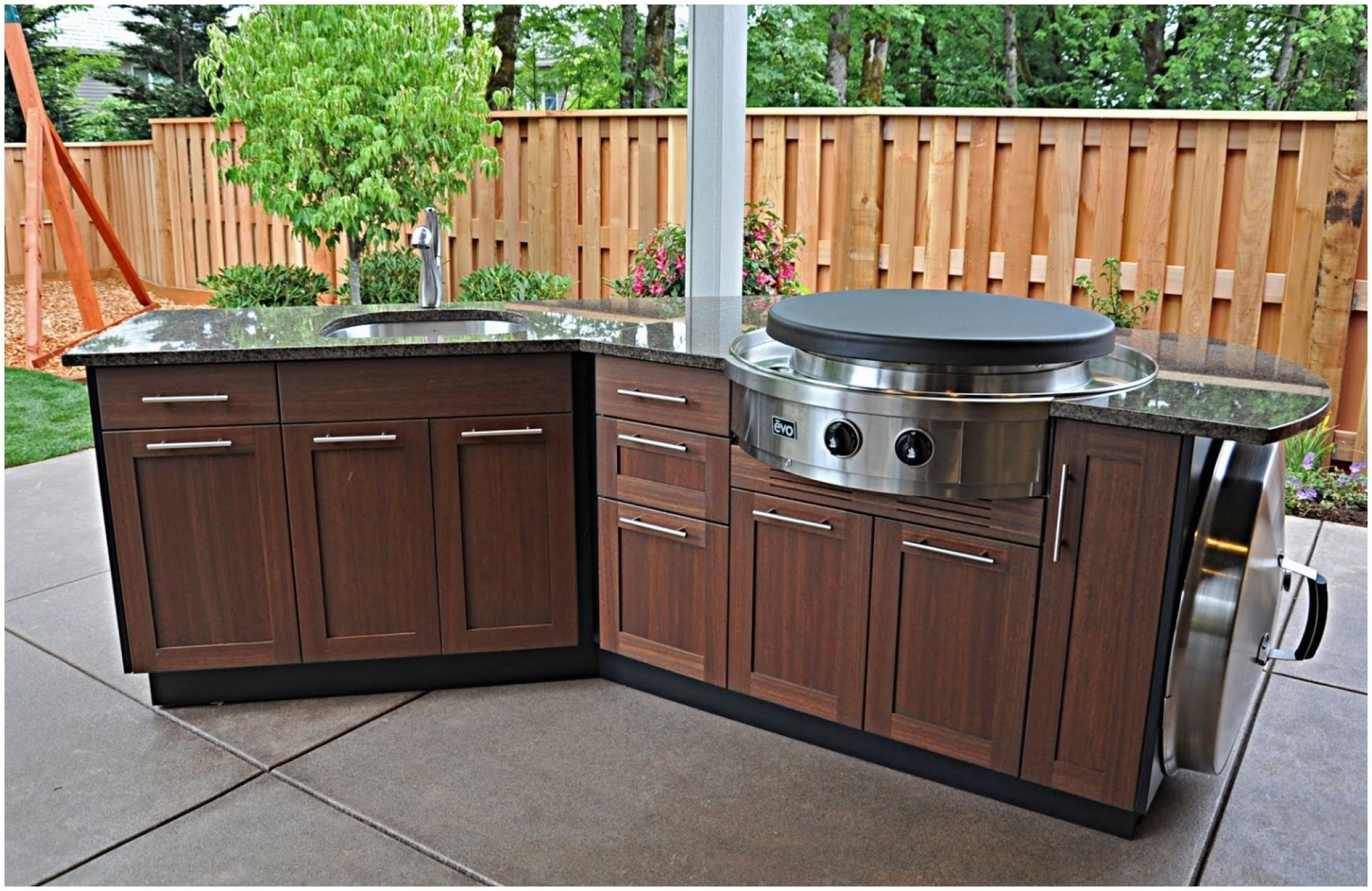 Outdoor Kitchen Cabinet Ideas Shelf Display Check More At