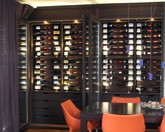Wine Cellar Modern Dining Room Chandelier Design, Pictures, Remodel, Decor  And Ideas