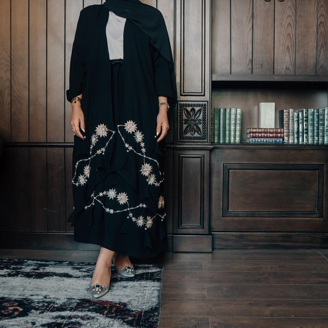 تسليم فوري Abaya Fashion Abayas Fashion Hijab Fashion Inspiration