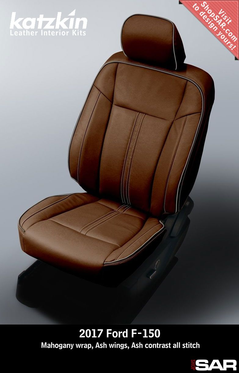 Katzkin Custom Leather Auto Interiors Leather Seat Covers
