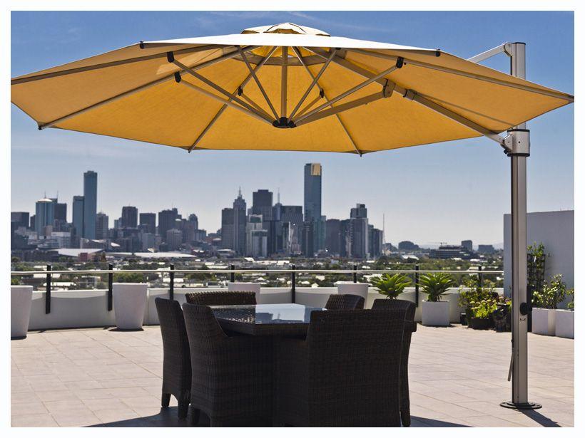 commercial umbrella shade - Google Search | Shade umbrellas, Outdoor  umbrella, Cantilever umbrella