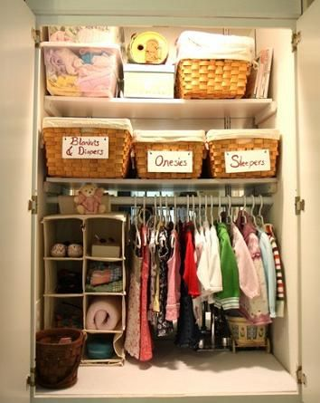 34 Nursery Storage And Decor Ideas