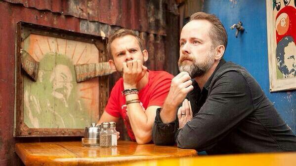 Dom & Billy - Merri & Pippen