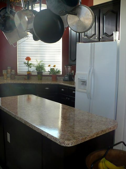 250 Kitchen Makeover With 20 Granite Countertops Faux Real