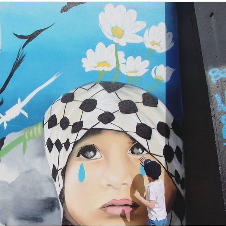 Ojalá un Mundo en paz  Foto de @lolaquiruelas destacada x @petit_on #conmiradademadre