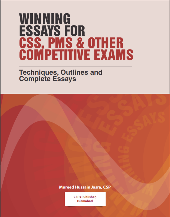 Winning Essay By Mureed Hussain Jasra Pdf Outline Writing Download Essays