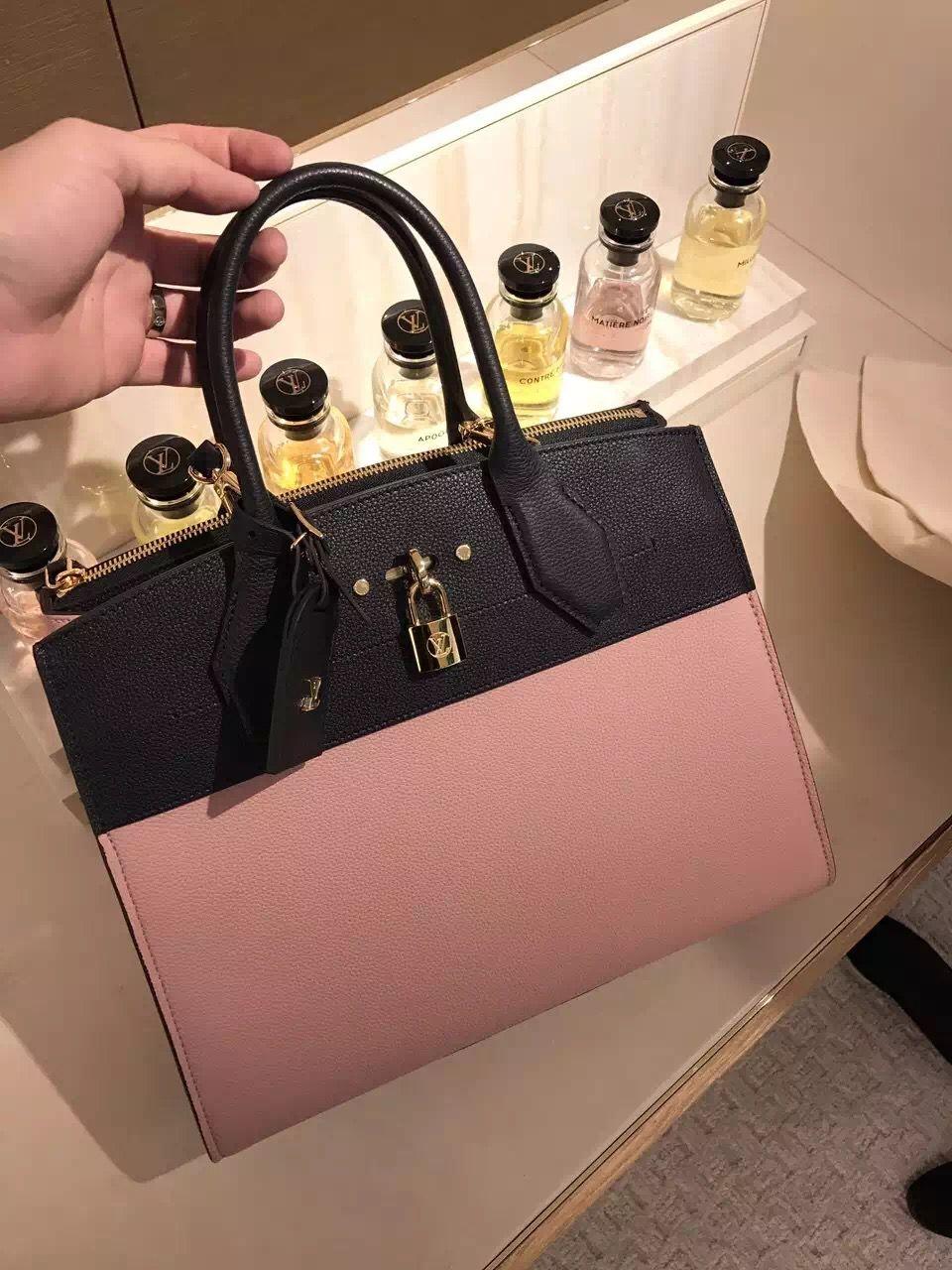 f344988ccec Louis Vuitton city steamer mm bag m53019 rose #louis #vuitton ...