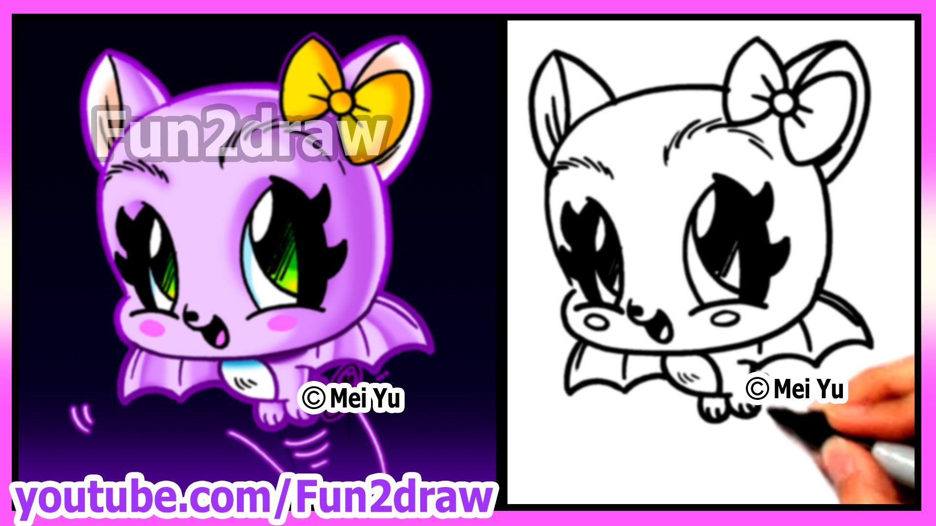 Draw & Color At Your Own Pace With Fun2draw Apps! Apple: Http: