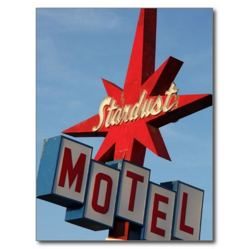 My biggest seller this week: Retro Cool Vintage #Neon Motel Sign postcards. Love the visuals! Retro Cool Vintage Neon Motel Sign Postcards