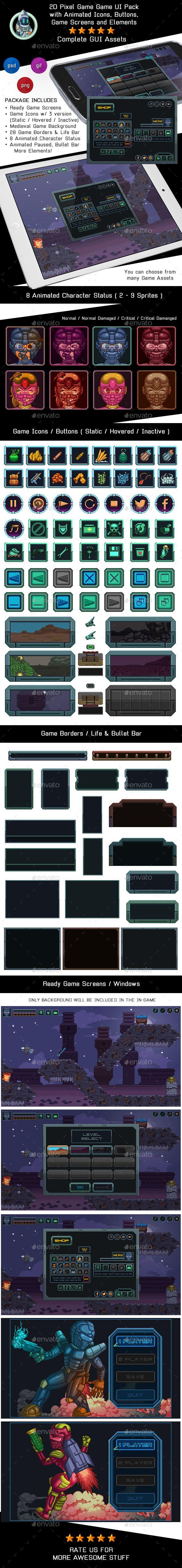 45+ Pixel buttons information