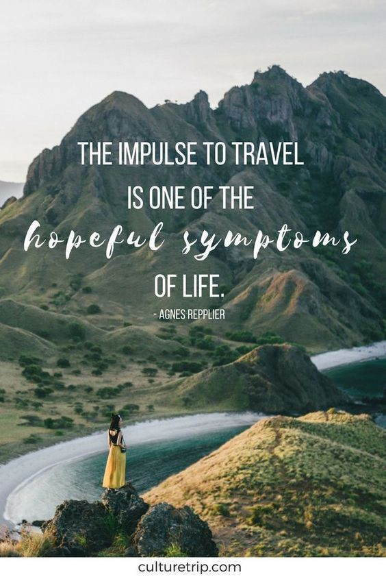 23 Travelling Quotes for the Travel Bug in You #travelbugs