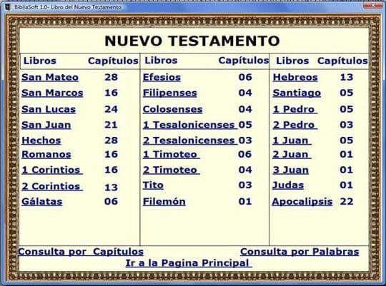 biblia universalis gratuit