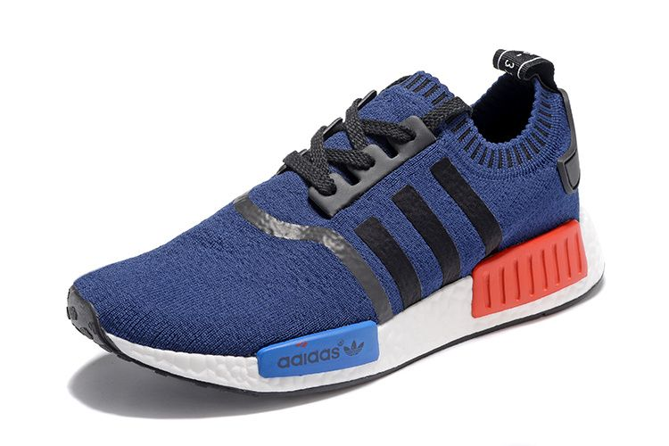 cheap for discount 9c450 71464 adidas nmd runner pk white rd blu men women