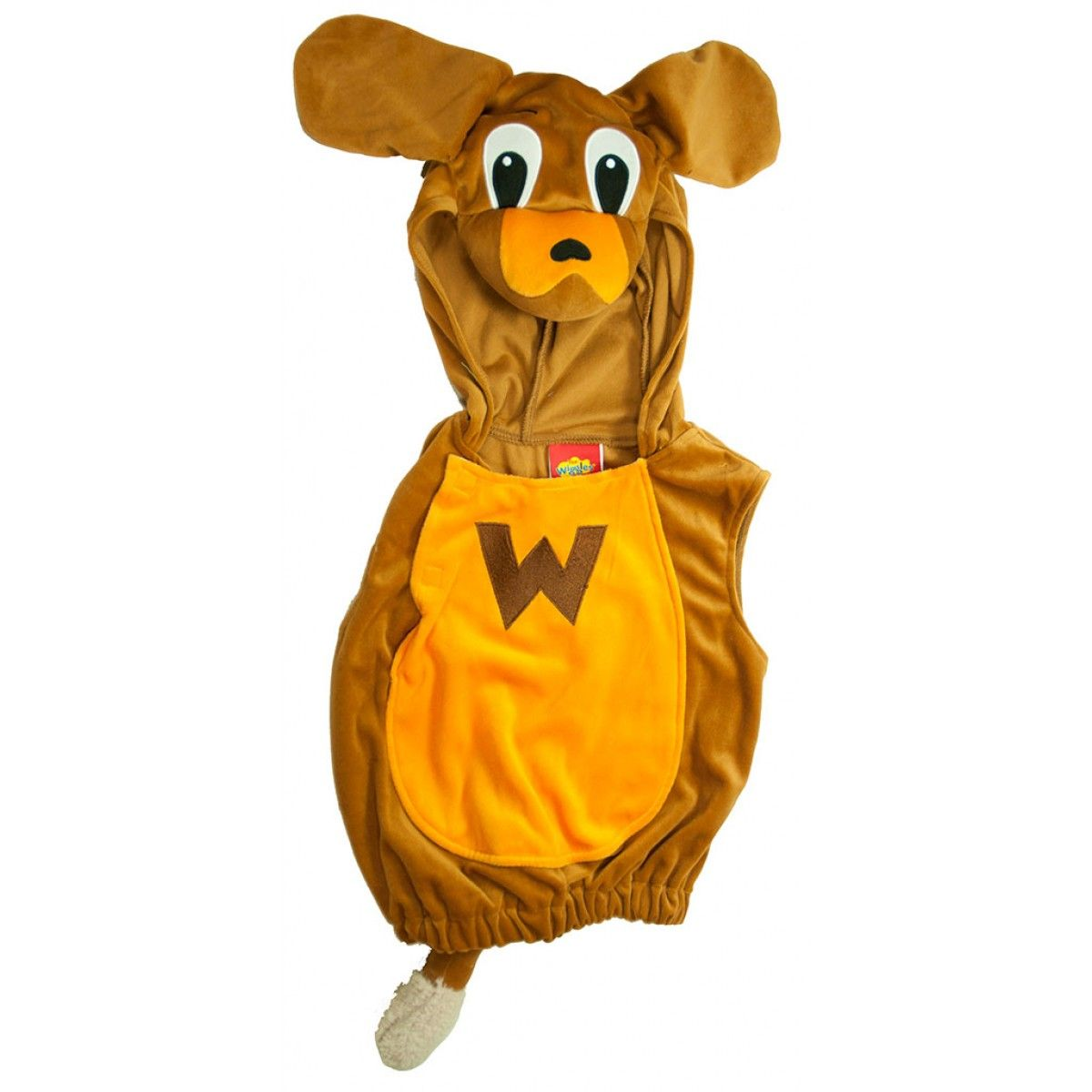 Wags The Dog Costume The Wiggles Costume The Wiggles Wiggle