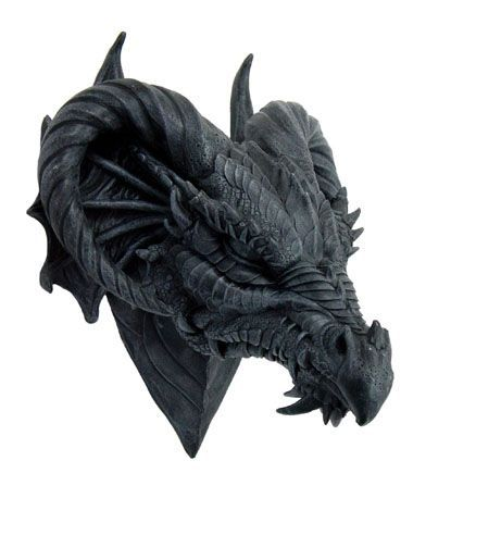 Image Result For Clay Dragon Head Wall Mount Art Tuts And