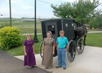 The history of the Amish actually started back in 1693 in Switzerland and during the 18TH century, many Amish began to migrate to Pennsylvania. The two types of Amish; the Mennonites and Old Order, follow the Ordnurg; the rules of the church, which every member must observe. The rules cover views on day-to-day living...from restrictions on power-line electricity and driving to telephones and what & what NOT to wear.