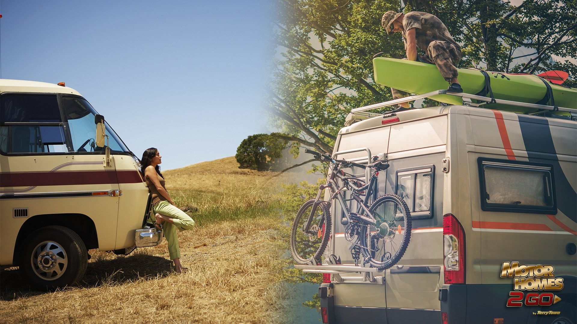 One or Two? Stellar Motorhomes For You and an Adventure