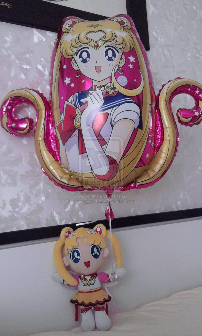 deviantART  More Like Italian Sailor Moon balloon by ~vickyblueeyez ... 00add9f0f976