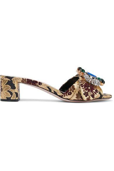 Chaussures - Mules Miu Miu f6AoEhw73