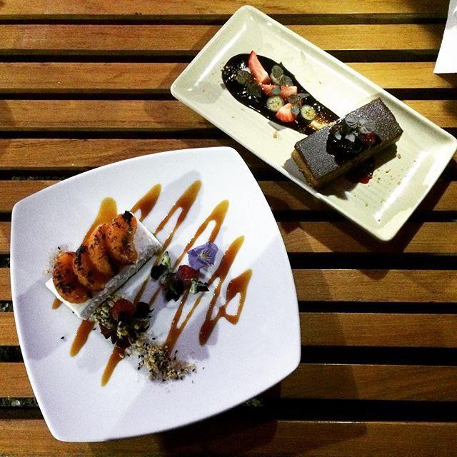 Dessert under fairy lights. Mandarin Cheezecake and Peanut Butter Cup Slice #vegan #vegansofig #veganfoodshare #veganfoodporn #foodporn #food #cleaneating #healthy #vegetarian #whatveganseat #eatarainbow #plantbased  #sydneyvegans #vegansofsydney #vegansofaus #vegansoftheworld  Yummery - best recipes. Follow Us! #veganfoodporn