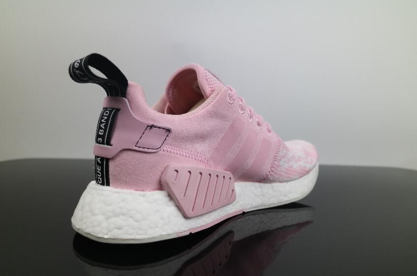 e8b6c5212baf Best Price Authentic Girl Adidas NMD R2 Pink BY9315 Boost Free Shipping for  Sale 09