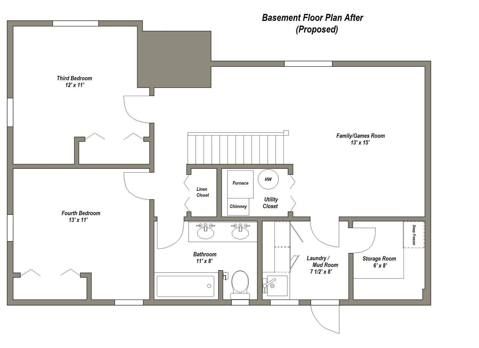 Pin by Krystle Rupert on basement | Pinterest | Basement ...