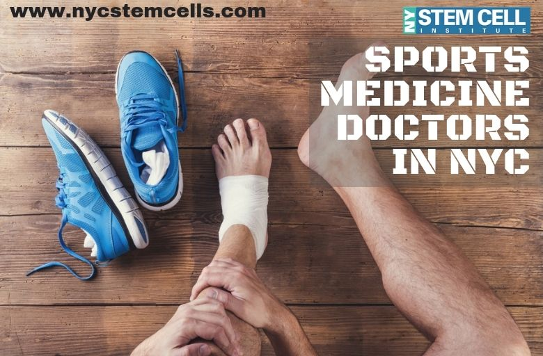 Best Sports Medicine Doctor NYC Ankle surgery, Foot