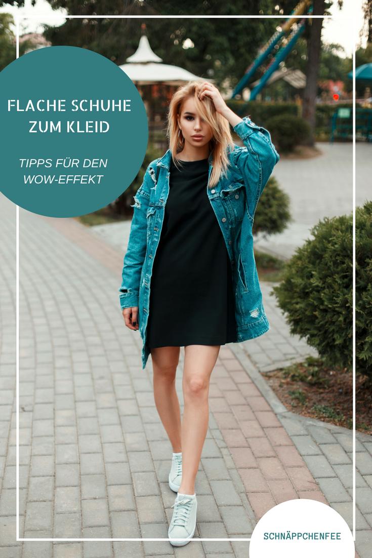 d4b1097fe2716d Flache Schuhe zum Kleid  Mit diesen Tipps seid ihr stylisch und bequem  unterwegs!