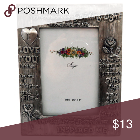 Picture frame with a friendly inspiration PF68   Decorative frames ...