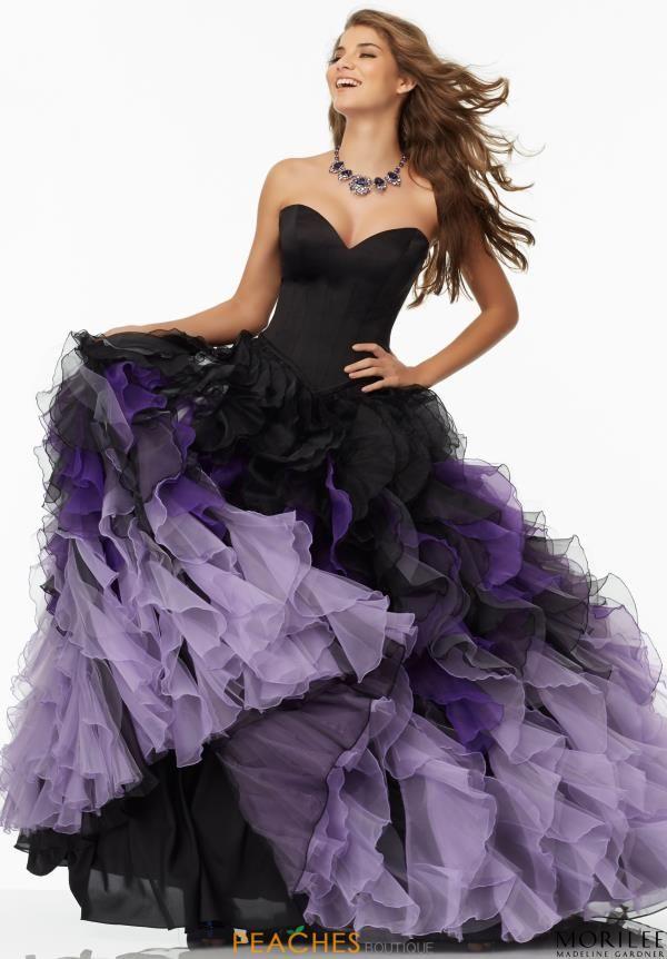 Mori Lee Sweetheart Neckline Ball Gown 99101 | 2017 Mori Lee | Pinterest