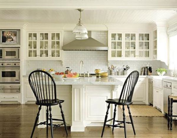 Lot central cuisine ikea et autres l 39 espace de cuisson - Cuisine ikea blanc mat ...
