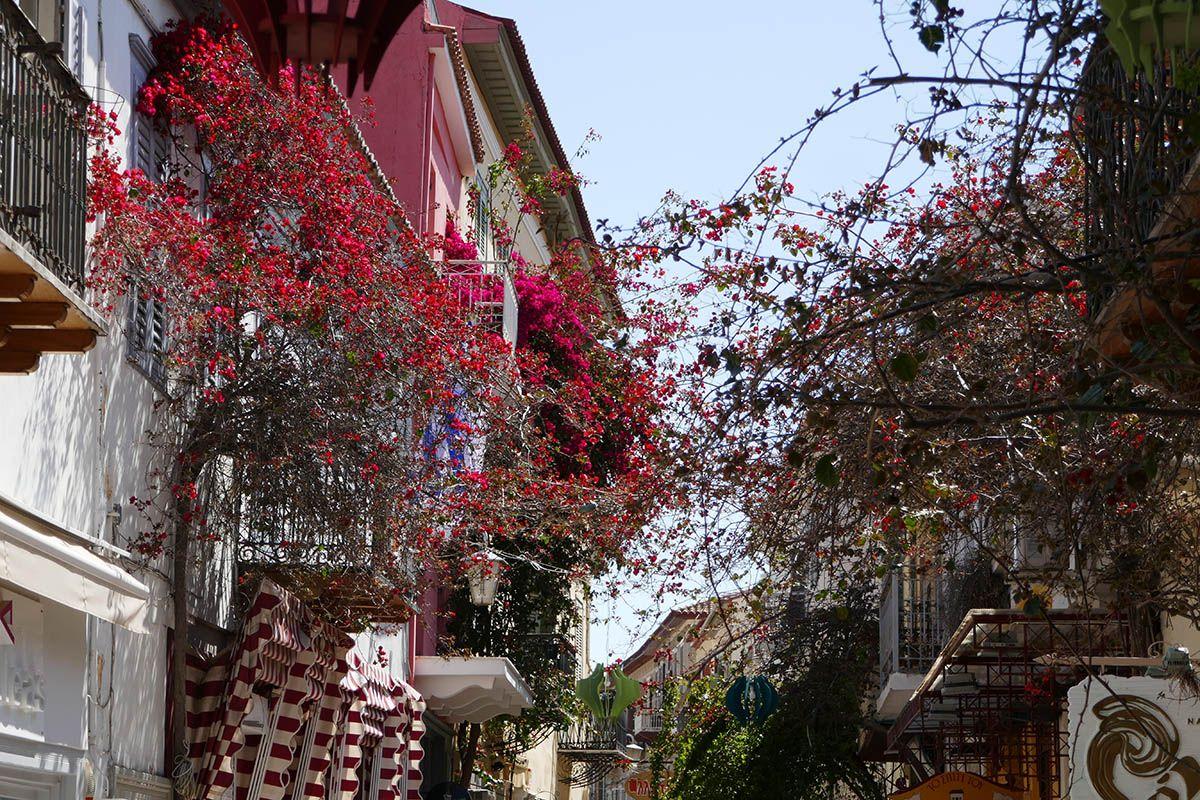 Exploring Naplfio or Navplion in Greece