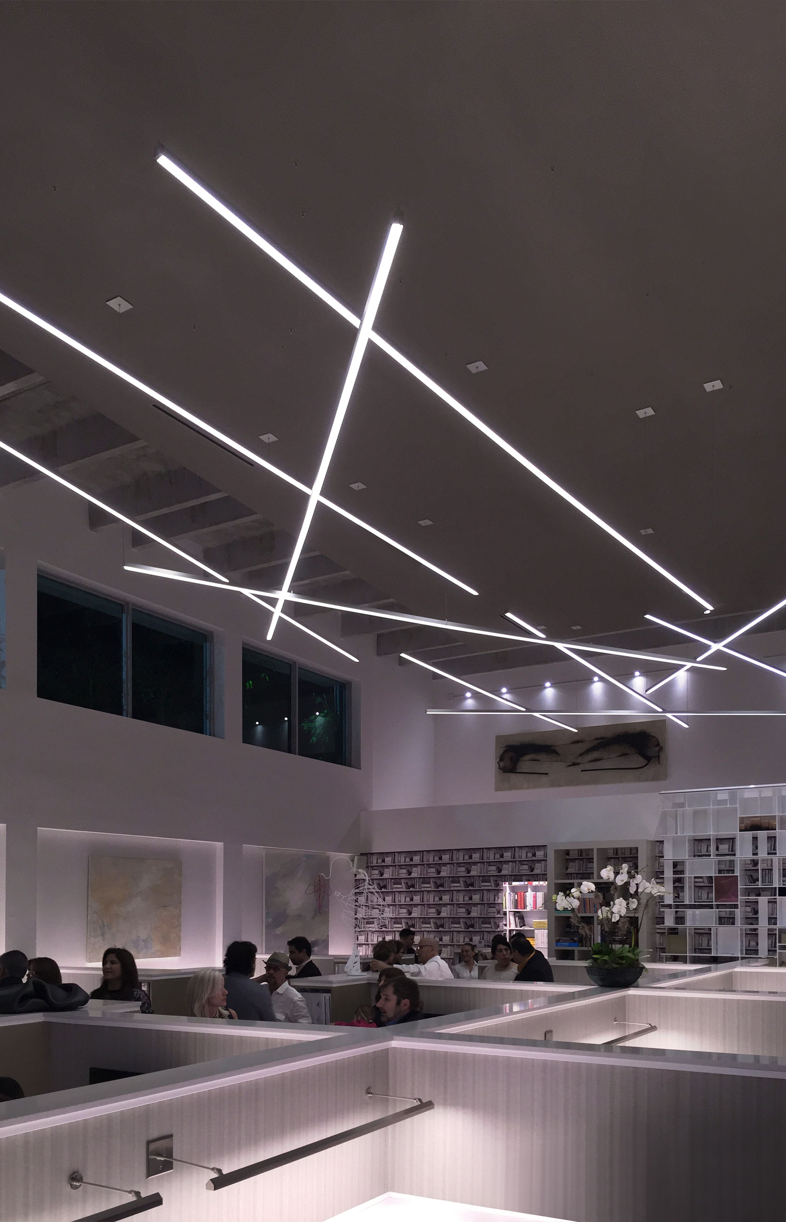 The cirrus channel suspension d1 features a direct 1 flat linear outdoor lighting arubaitofo Choice Image