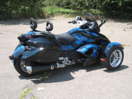 custom can am spyder pictures - Bing images